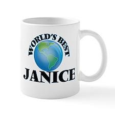 World's Best Janice Mugs