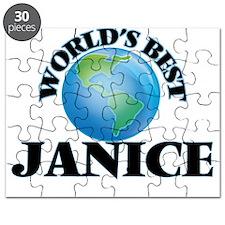World's Best Janice Puzzle