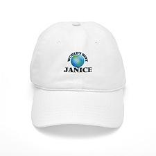 World's Best Janice Baseball Cap