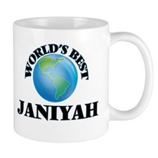 World's Best Janiyah Mugs