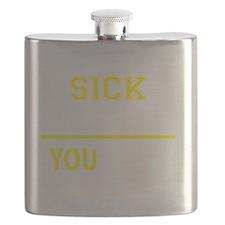 Cute Sick Flask