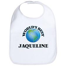 World's Best Jaqueline Bib