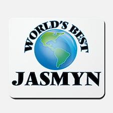 World's Best Jasmyn Mousepad