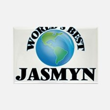 World's Best Jasmyn Magnets
