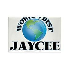 World's Best Jaycee Magnets