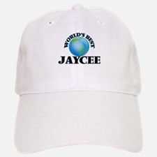 World's Best Jaycee Baseball Baseball Cap