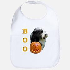 Bearded Collie Boo Bib