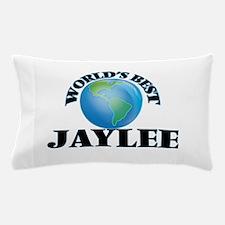 World's Best Jaylee Pillow Case