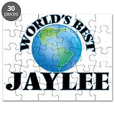 World's Best Jaylee Puzzle