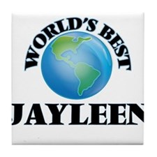 World's Best Jayleen Tile Coaster