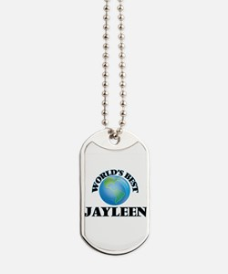 World's Best Jayleen Dog Tags