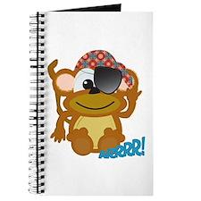 Cute Goofkins Monkey Pirate Journal