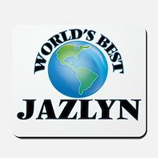 World's Best Jazlyn Mousepad