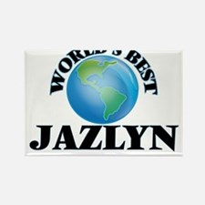 World's Best Jazlyn Magnets