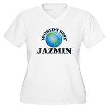 World's Best Jazmin Plus Size T-Shirt