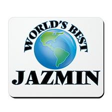 World's Best Jazmin Mousepad