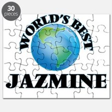 World's Best Jazmine Puzzle