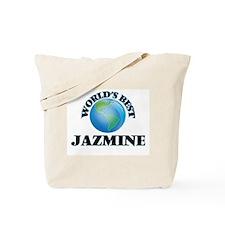 World's Best Jazmine Tote Bag