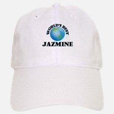 World's Best Jazmine Baseball Baseball Cap