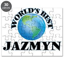 World's Best Jazmyn Puzzle
