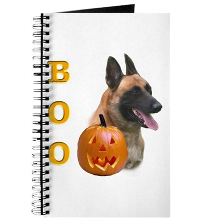 Malinois Boo Journal