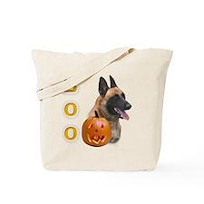 Malinois Boo Tote Bag