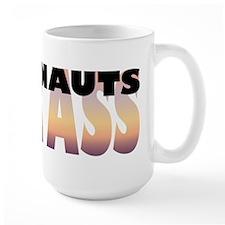 Taikonauts Kick Ass Mug