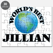 World's Best Jillian Puzzle