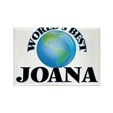 World's Best Joana Magnets