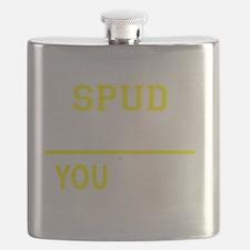 Unique Spuds Flask