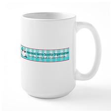 plaid-logo Mugs