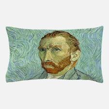 Vincent Van Gogh Self Portrait Pillow Case