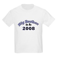Big Brother to be 2008 T-Shirt