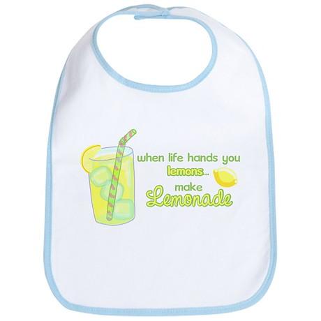 Lemonade Bib
