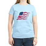 Stars and Stripes Women's Light T-Shirt