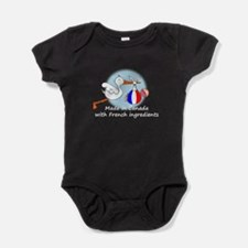 Cute French canadian Baby Bodysuit