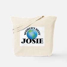 World's Best Josie Tote Bag