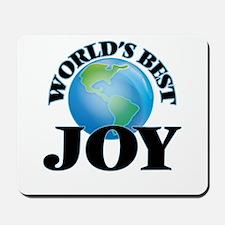 World's Best Joy Mousepad