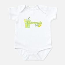 Lemonade Girl Infant Bodysuit