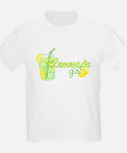 Lemonade Girl T-Shirt
