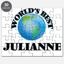 World's Best Julianne Puzzle