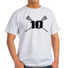 Lacrosse 10 T-Shirt