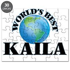 World's Best Kaila Puzzle