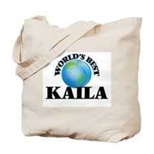 World's Best Kaila Tote Bag