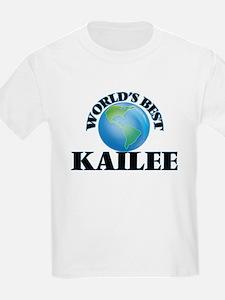 World's Best Kailee T-Shirt
