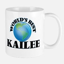 World's Best Kailee Mugs