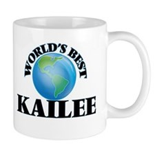 World's Best Kailee Mugs