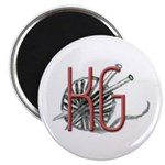 KG logo magnets (10 pack)