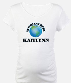 World's Best Kaitlynn Shirt