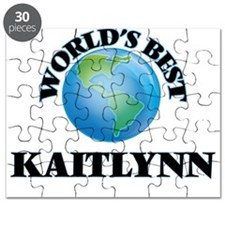World's Best Kaitlynn Puzzle